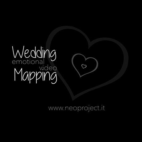 Wedding Emotional Video Mapping
