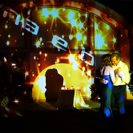 Promo Wedding Emotional Video Mapping